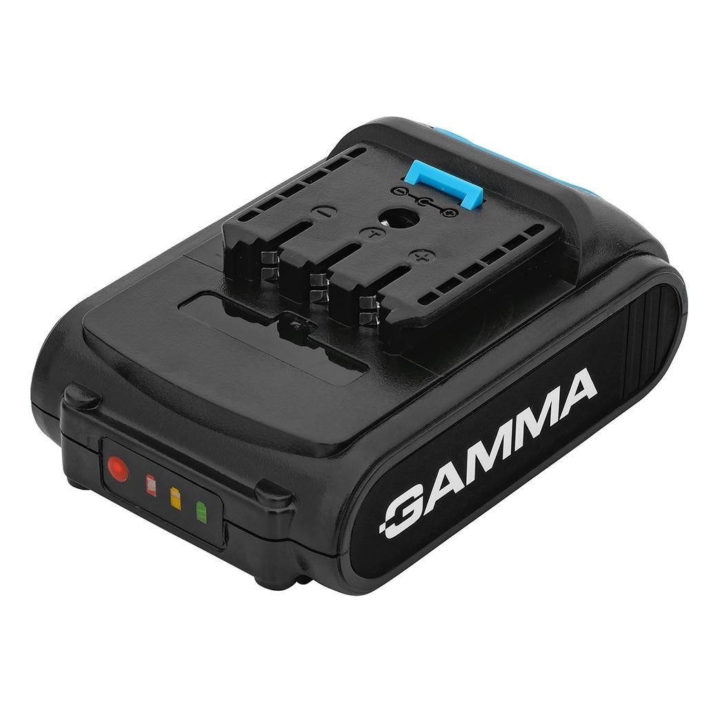 Chave De Impacto A Bateria Gamma G12201/BR - Ferramentas MEP