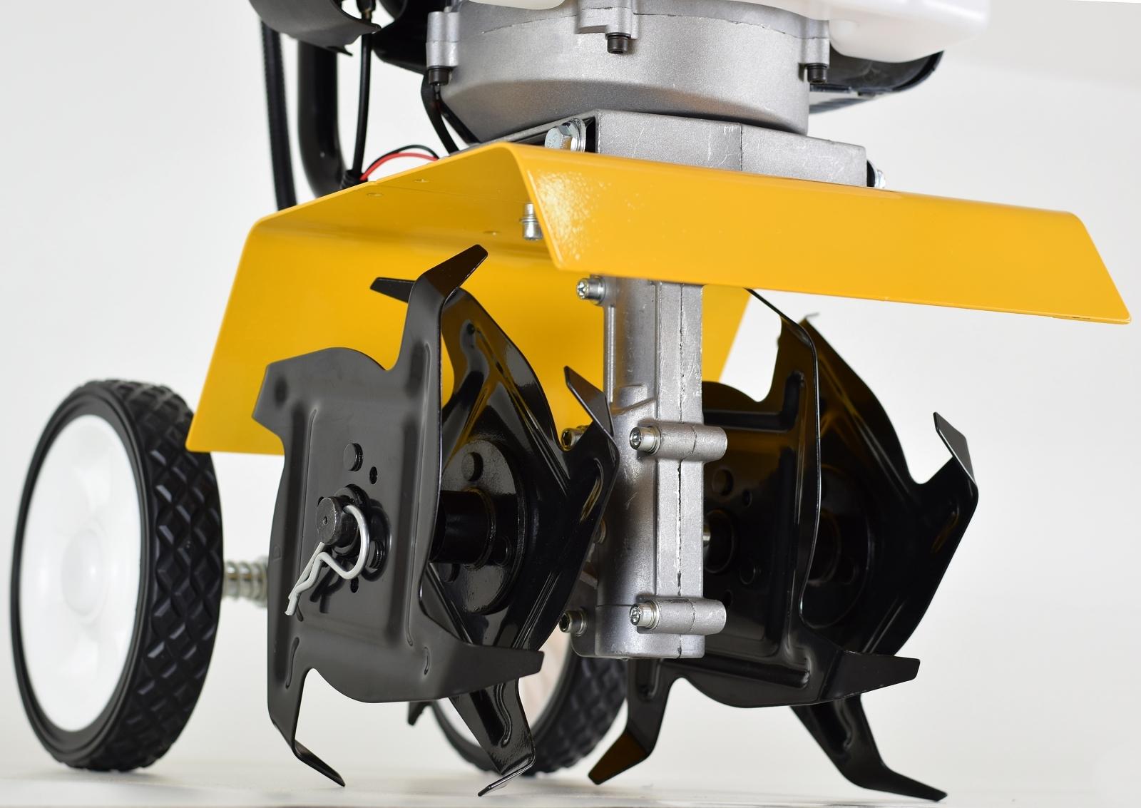 Motocultivador Enxada Rotativa para Arado Zmax 2,7hp ZT520 Er5 - Ferramentas MEP