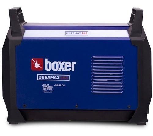 Máquina Inversora De Solda Boxer DuraMax285 250amp 220v - Te0 - Ferramentas MEP