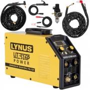 Máquina De Solda Tig Plasma Eletrodo Lynus LIT-516 Power Multiprocesso