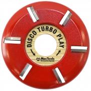 Disco Turbo Plaine Com 6 Wídeas Para Madeira Mec Tools Dw1
