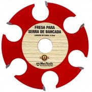 Disco Com 6 Wideas Para Madeira Para Serra De Bancada Dw2
