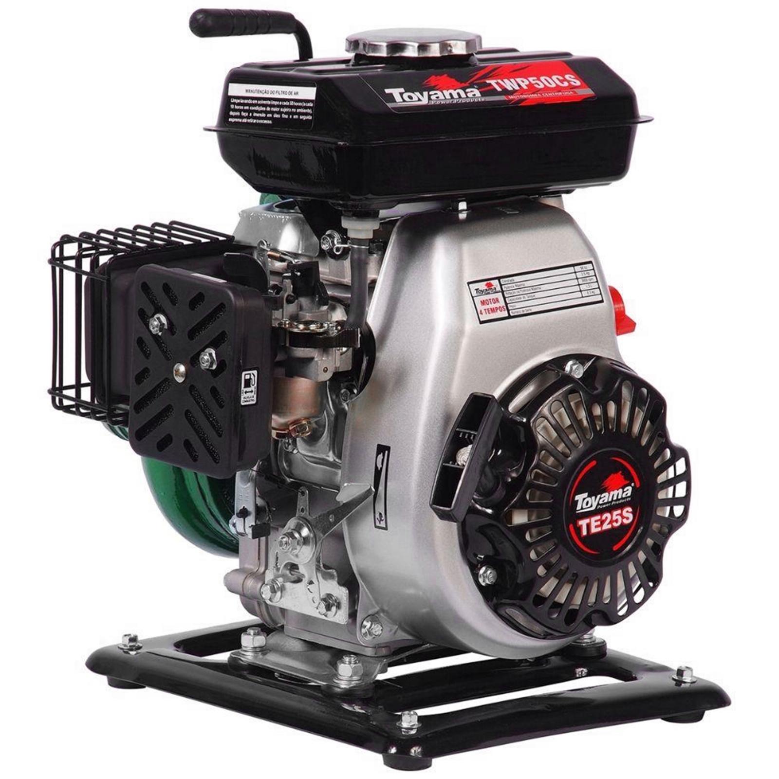 Motobomba Centrifuga a Gasolina Toyama Twp50cs 2,5hp Bc1 - Ferramentas MEP