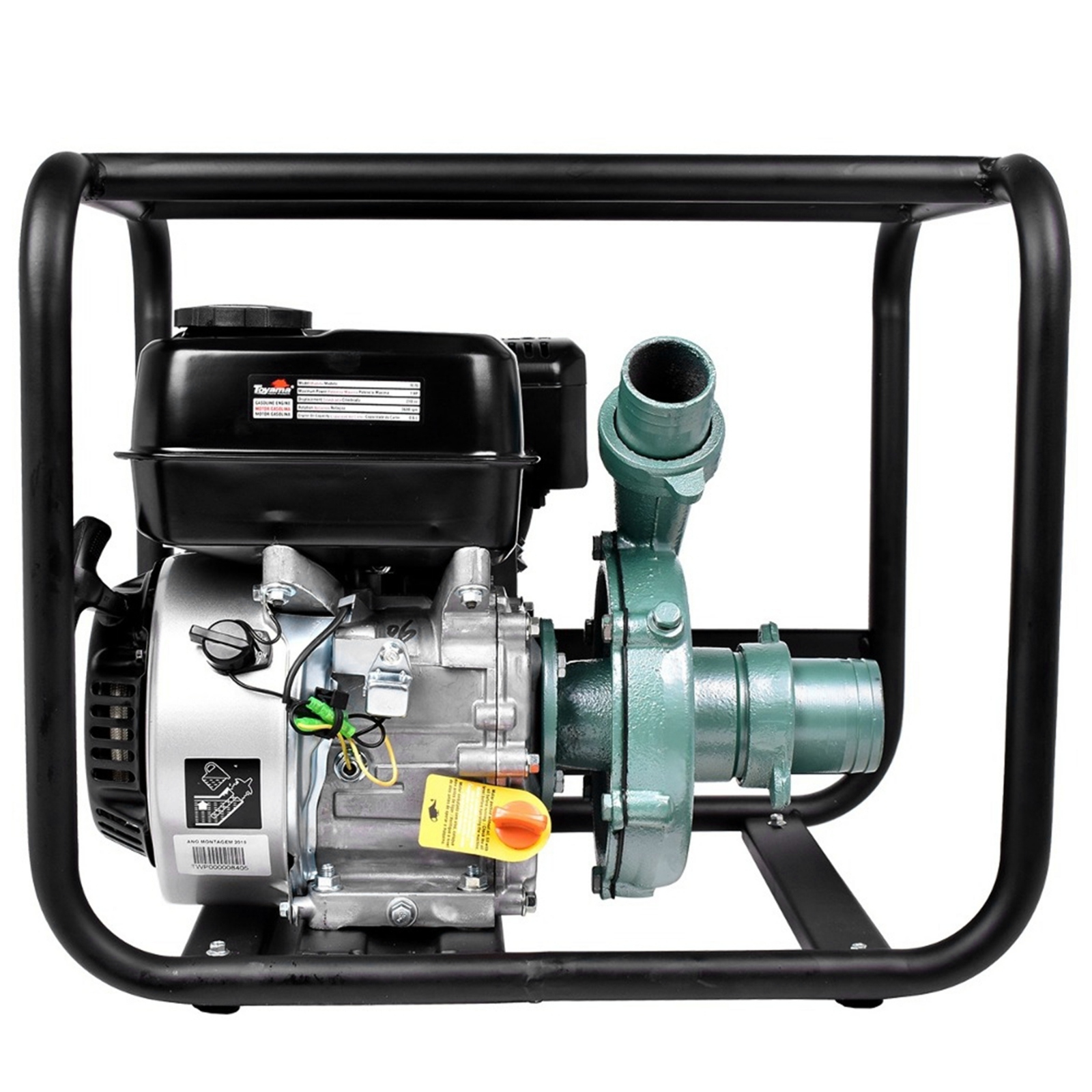 Motobomba Centrifuga a Gasolina Toyama TWP50CXP - Ferramentas MEP