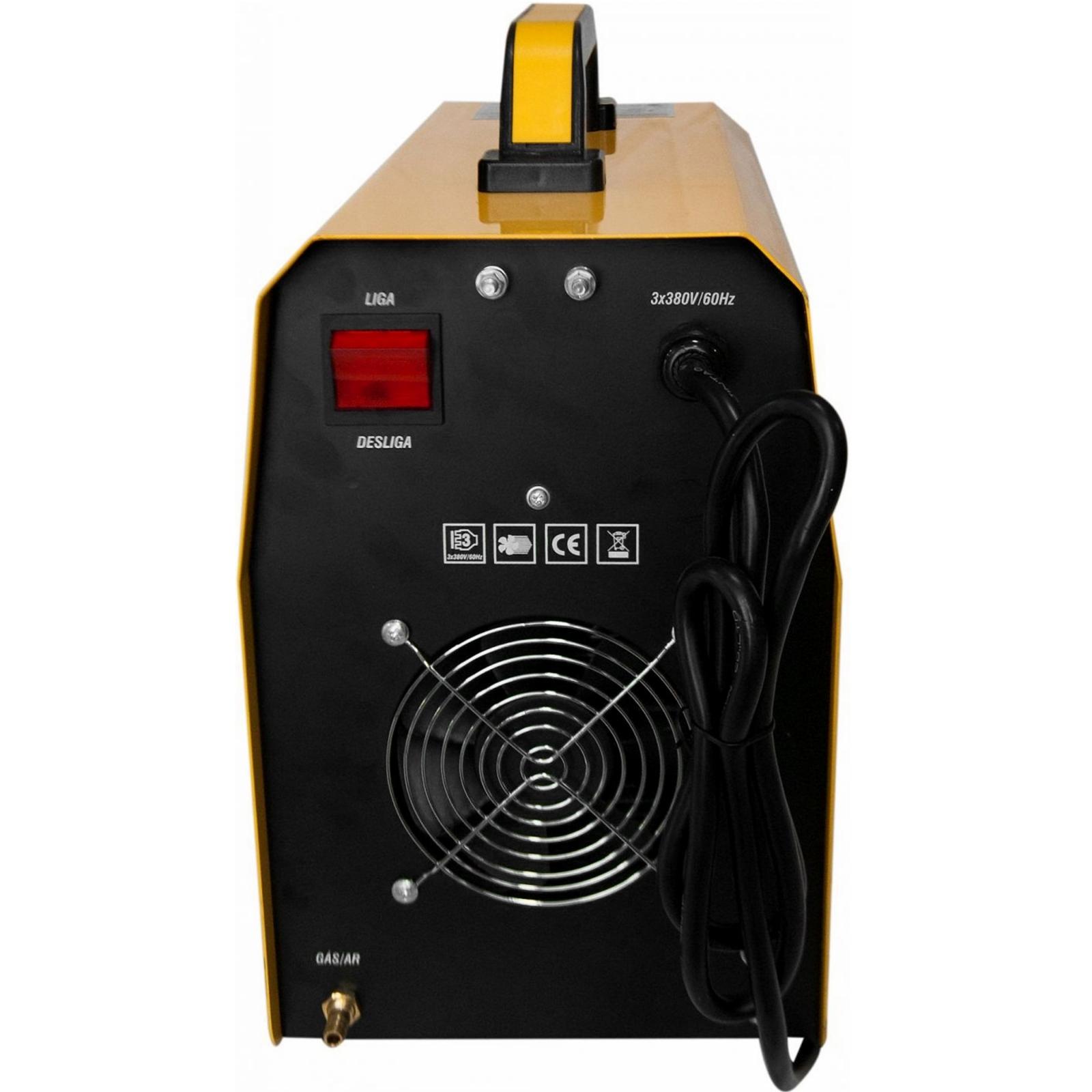Maquina de Corte Plasma Lynus 60amp Trifásica Industrial Pl1 - Ferramentas MEP