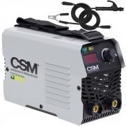 Máquina de Solda Inversora Csm 120amp 220v Mma-120 Csm120