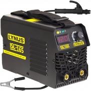 Inversora De Solda Eletrodo Lynus 120amp 220v Isl-165s Sl2