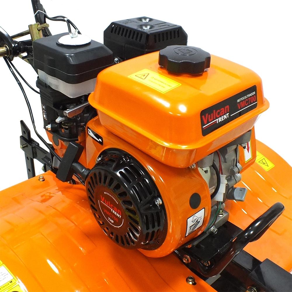 Motocultivador a Gasolina com Enxada Rotativa 7hp Vulcan Vmc700  - Ferramentas MEP