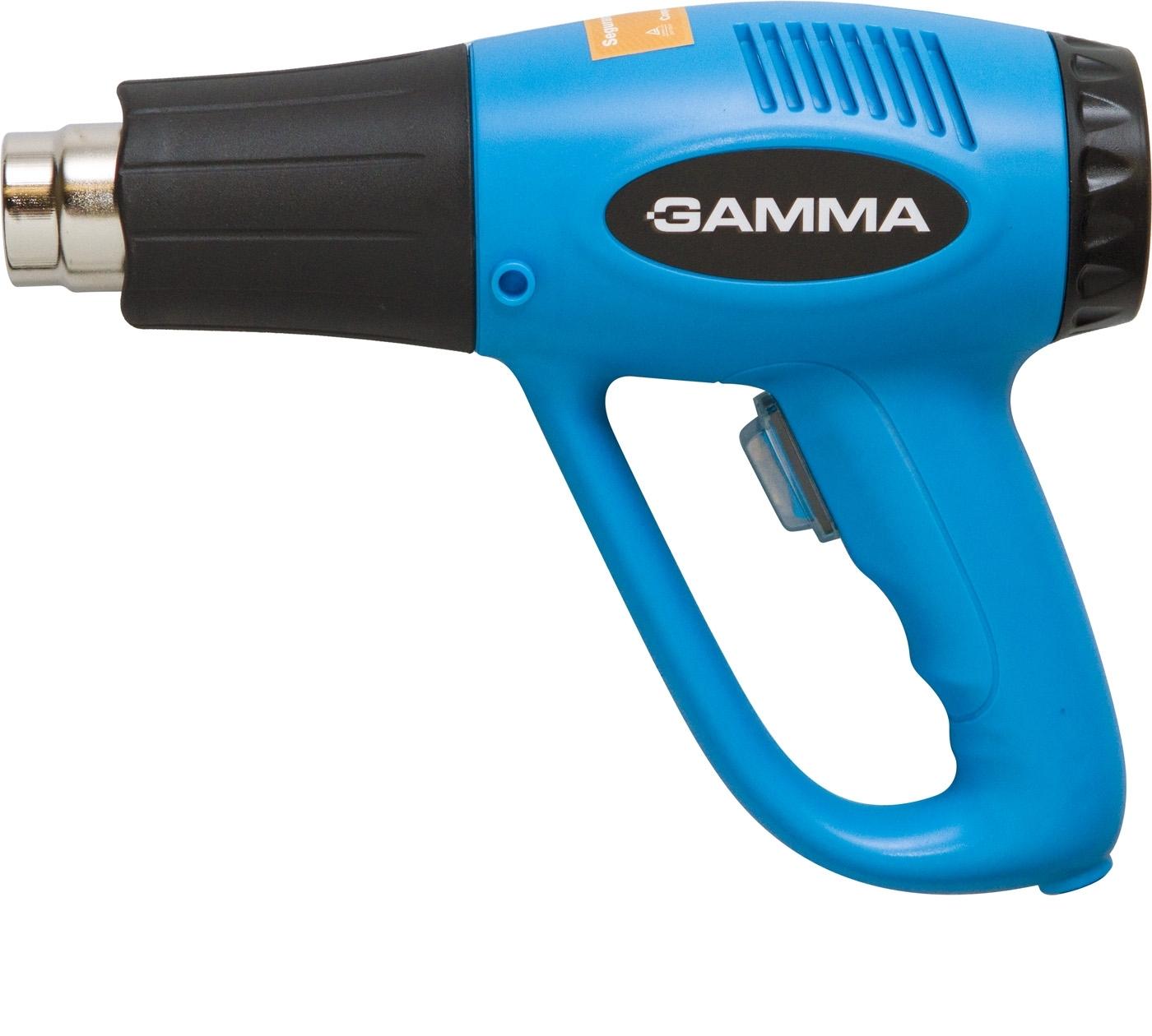Soprador Térmico De Ar Quente Gamma 2000w 220v Stg2 Stg  - Ferramentas MEP