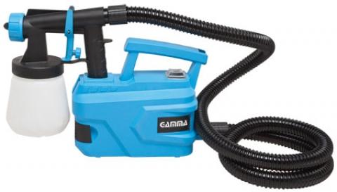 Pistola Para Pintura Elétrica  500 Watts Gamma G2821/2 220v - Ferramentas MEP