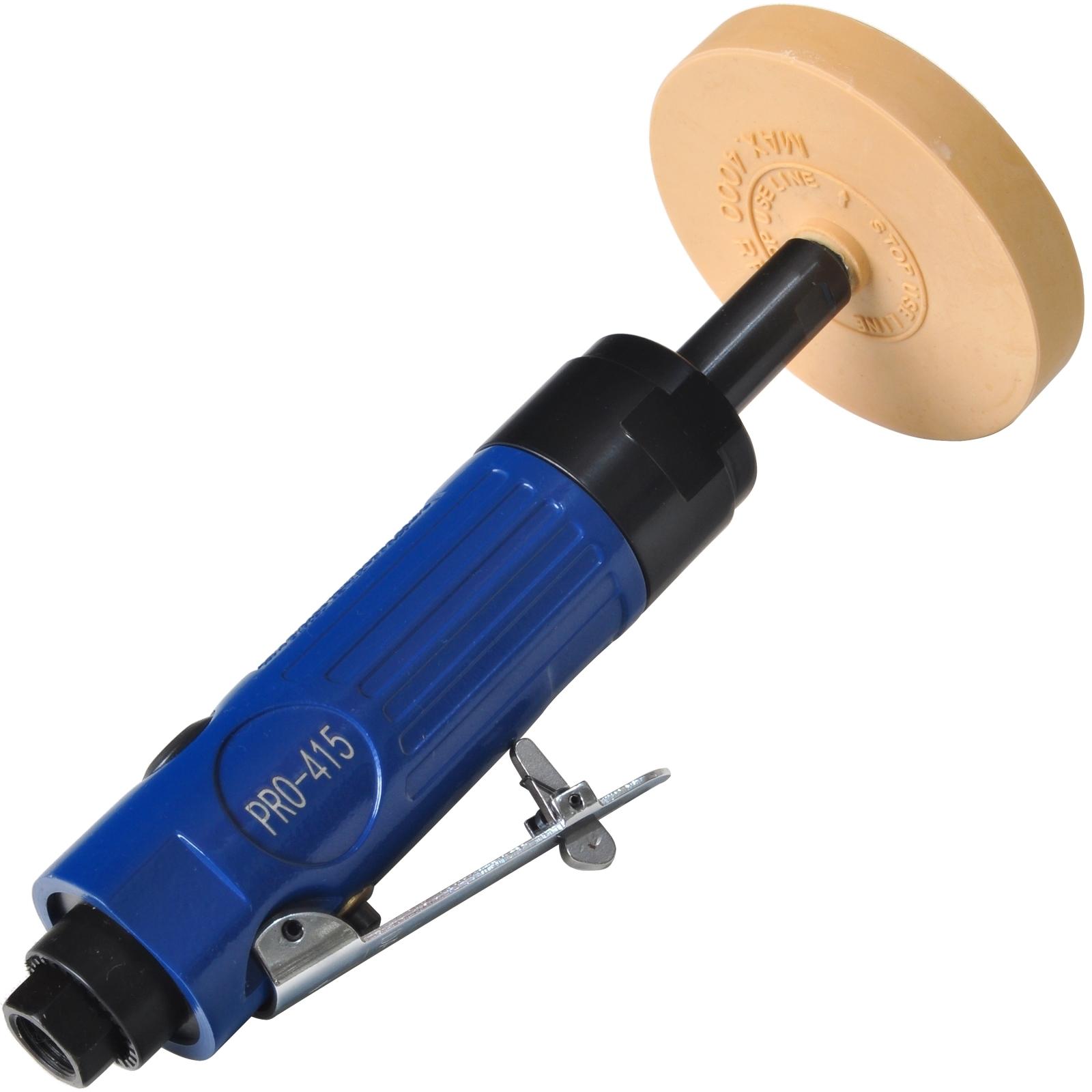 Lixadeira Com Apagador Disco de Borracha Para Tirar Cola Pro-415 La1  - Ferramentas MEP