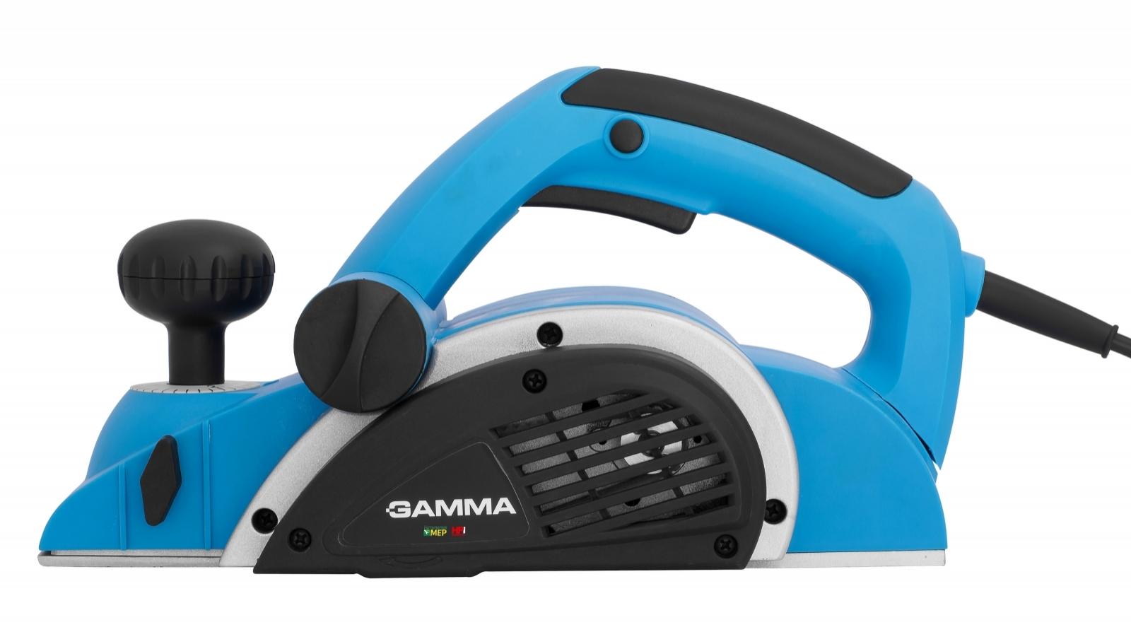 Plaina Elétrica Gamma P/ Madeiras Uso Profissional 900w Pg2 220v - Ferramentas MEP