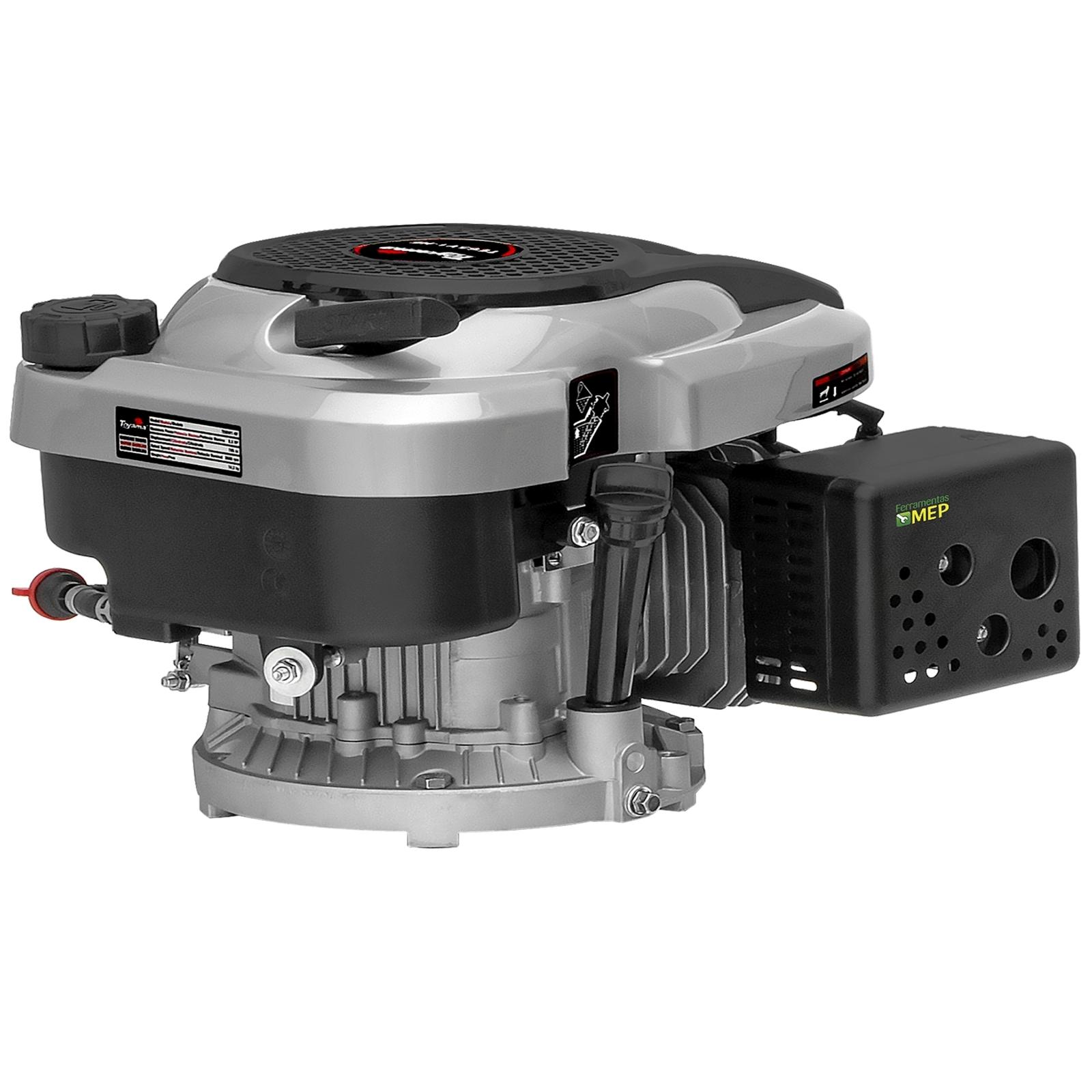 Motor De Popa A Gasolina 6,5hp Toyama Te65v1-hf  - Ferramentas MEP