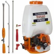 Pulverizador Costal Motor A Gasolina Vulcan Vpm260 Trent - Pc5