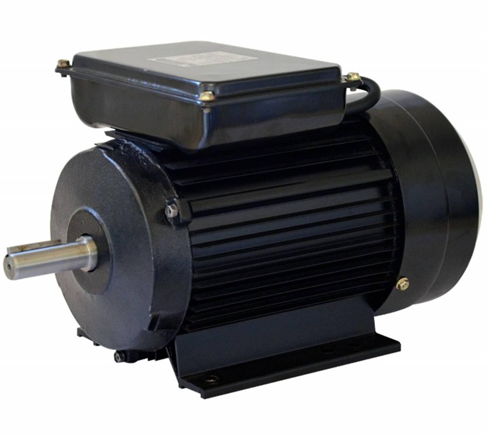 Motor Elétrico Monofásico Kajima 3cv 2P 3450rpm Alta Rotação 110/220v M3a - Ferramentas MEP