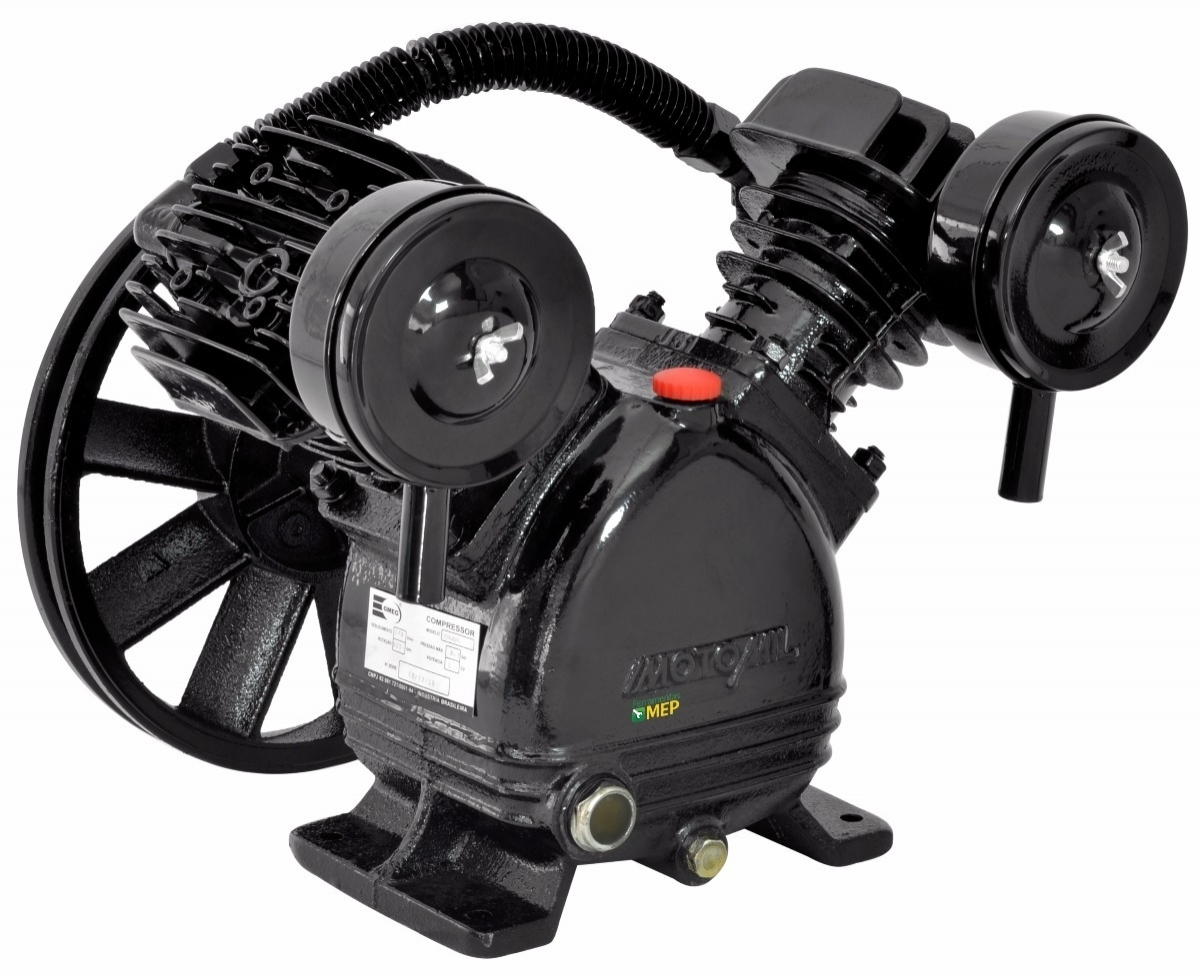 Cabeçote Para Compressor De Ar Motomil 06 a 10 pés CMV6PL co6 - Ferramentas MEP