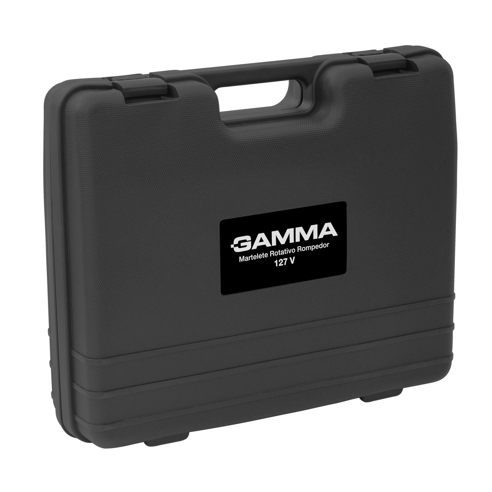 Martelete Rotativo Rompedor Gamma 1500w Mandril Sds G1951 - Ferramentas MEP