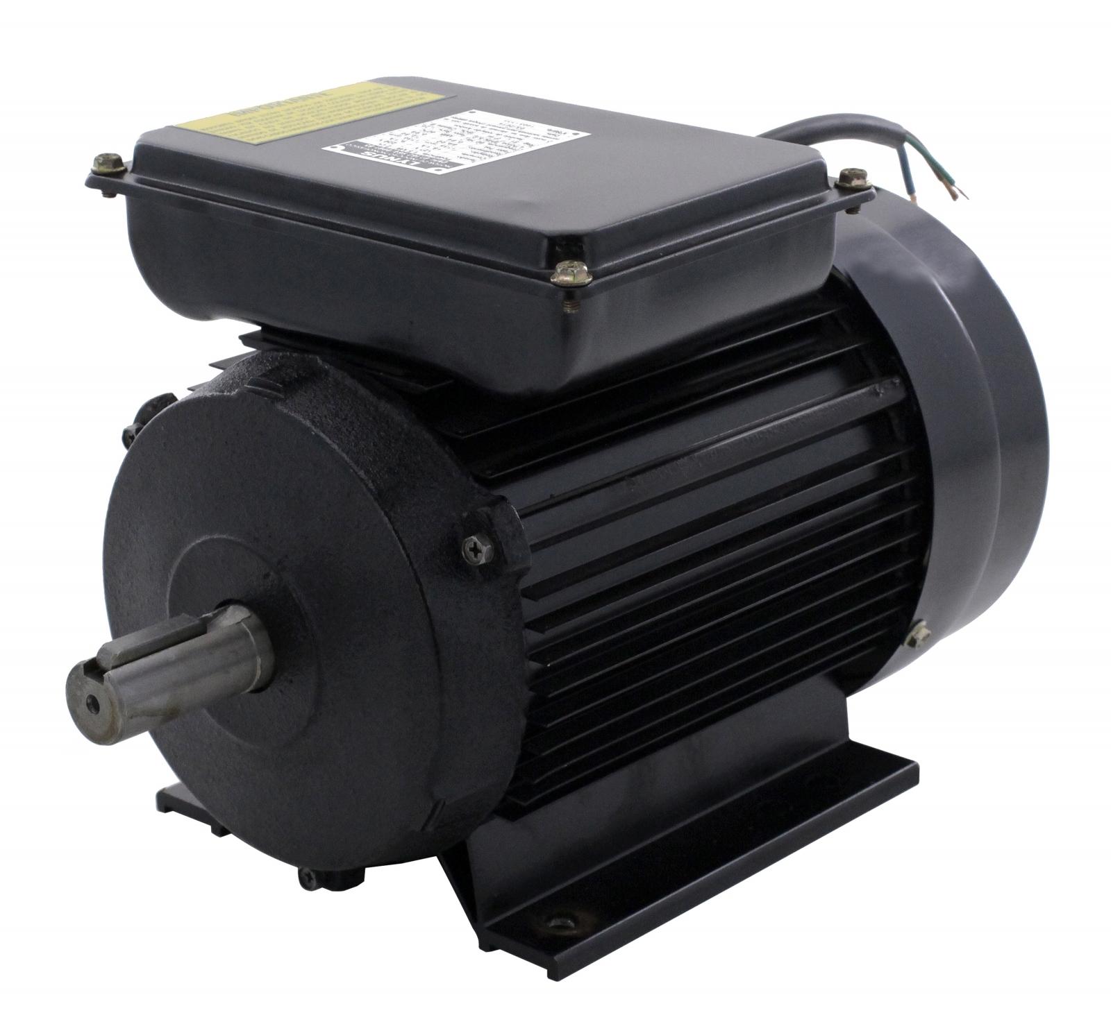 Motor Elétrico Monofásico 2cv 4 Pólos1750rpm Baixa Rotação - Ferramentas MEP