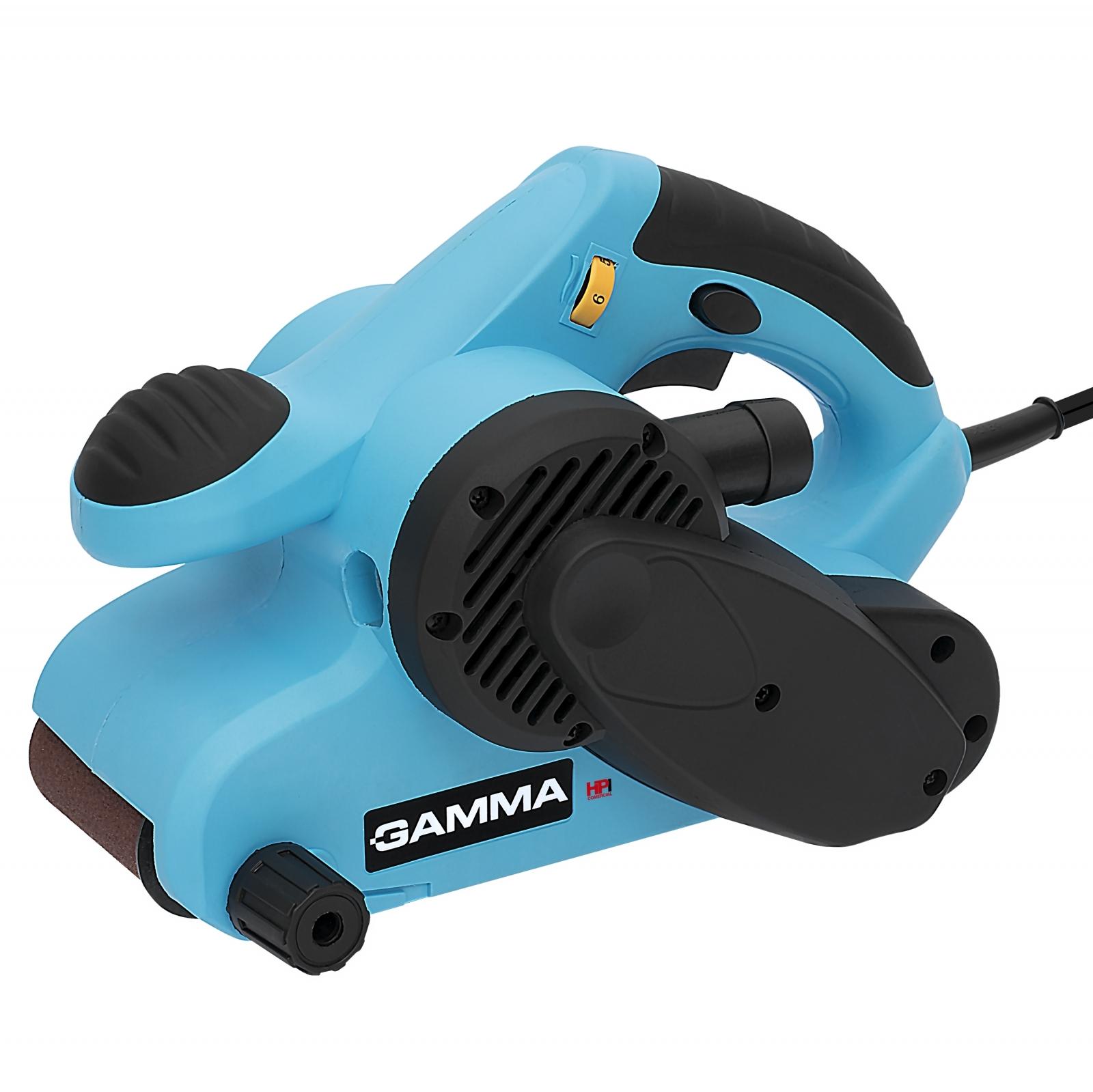 Lixadeira de Cinta Gamma 850 Watts Profissional para Madeira Lc1 - Ferramentas MEP