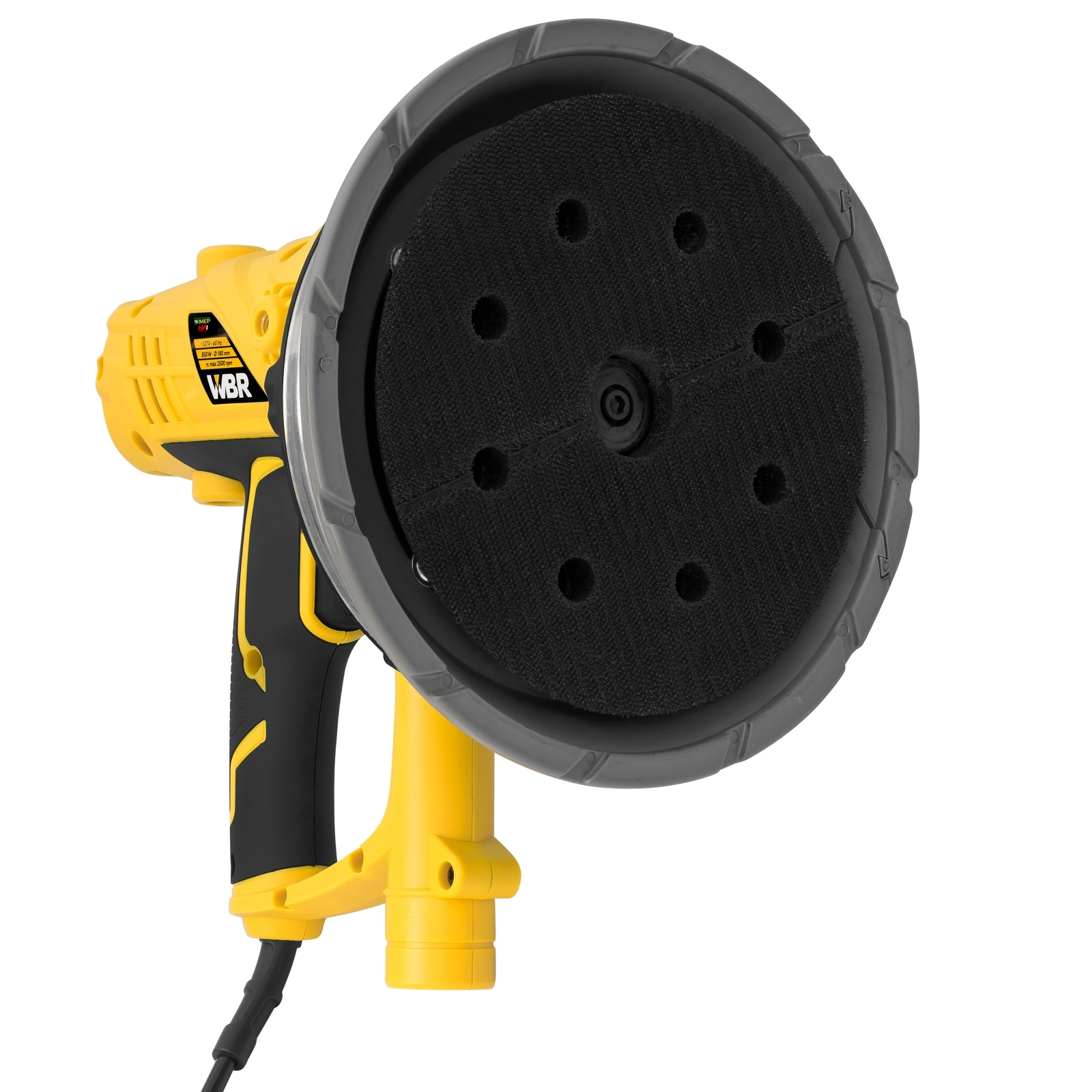 Lixadeira Para Paredes Alvenaria Massa Wagner 850 Watts Lw1 - Ferramentas MEP