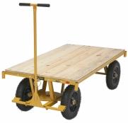 Carrinho Para Movimentação Transporte De Cargas Plataforma