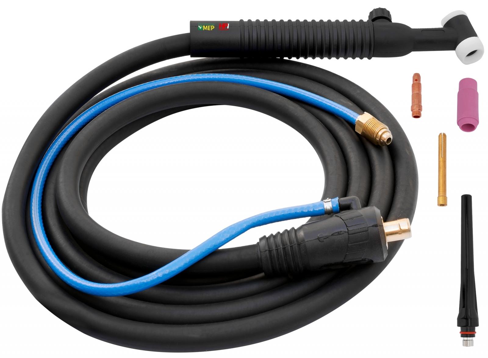 Tocha Tig Seca Com Valvula Para Inversora De Solda 13mm - Ferramentas MEP