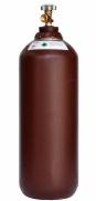 Cilindro  4mt3 Vazio Mistura Argônio Nitrogênio Co2 Oxig