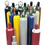 Cilindro de gás  7mt3 40lts Mistura Argônio Nitrogênio Oxigênio