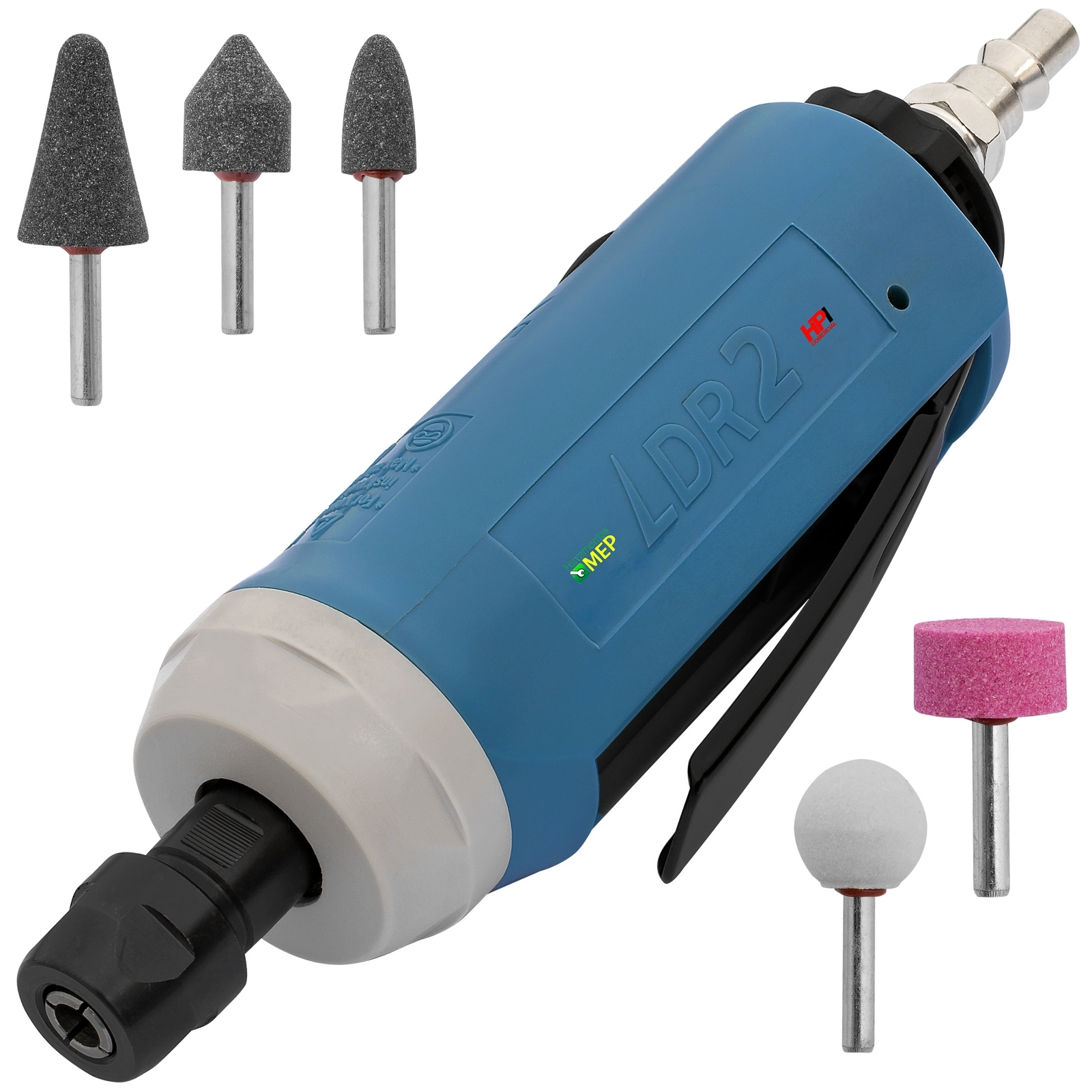 Retífica Pneumática Industrial LDR DR3-4875 - Ferramentas MEP