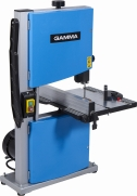 Serra Fita De Bancada Para Madeira Gamma G122 350 Watts