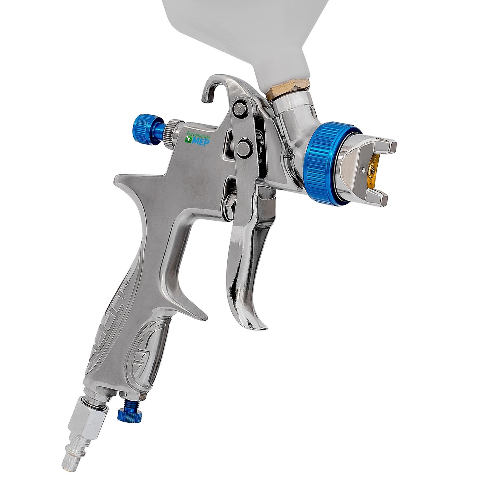 Pistola De Pintura HVLP Ldr2 Pro 530  Bico 1,3mm - Ferramentas MEP