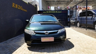 Honda civic lxs at