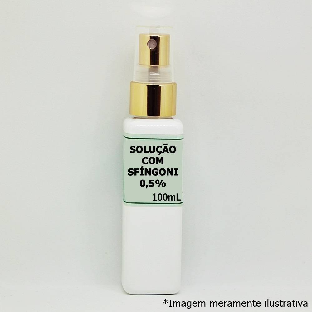 Sfíngoni - Redução da Queda Capilar Masculina e Melhora da Saúde do Couro Cabeludo (100mL) - Tito Farma