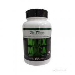 Max Joy Maca - Melhora do desempenho Físico e Antioxidante (60cps)