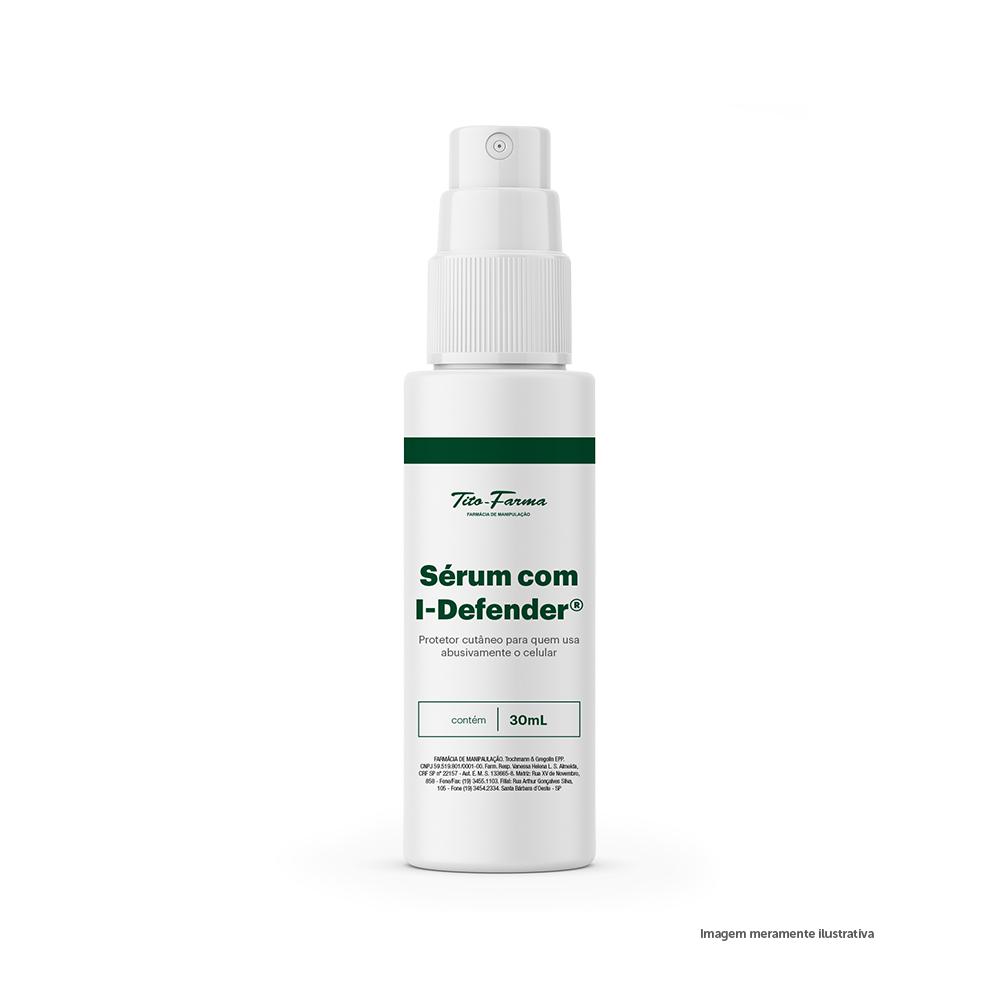 Sérum com I-Defender®- Protetor Cutâneo Para Quem Usa Abusivamente o Celular (30mL) - Tito Farma