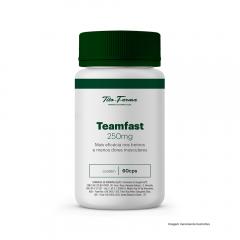 TEAMFAST - Quercetina Phytossome - + Eficácia nos Treinos e Menos Dores Musculares (250mg - 60 Cps)