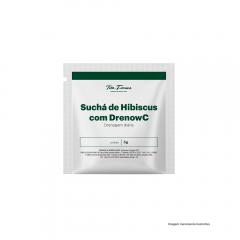 Suchá Hibiscus com Drenow C (Drenagem Diária) - 5g