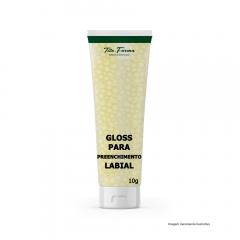 Gloss para Preenchimento Labial (com Epiderfill Plus) - Lábios com Mais Volume (10g)