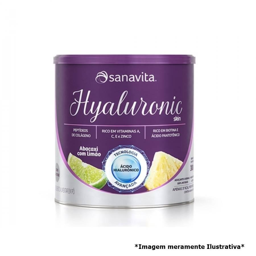 Hyaluronic Skin - Auxilia na produção de colágeno (300g) - Tito Farma