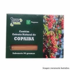 Sabonete de Copaiba - Proteção prolongada, limpa e perfuma.