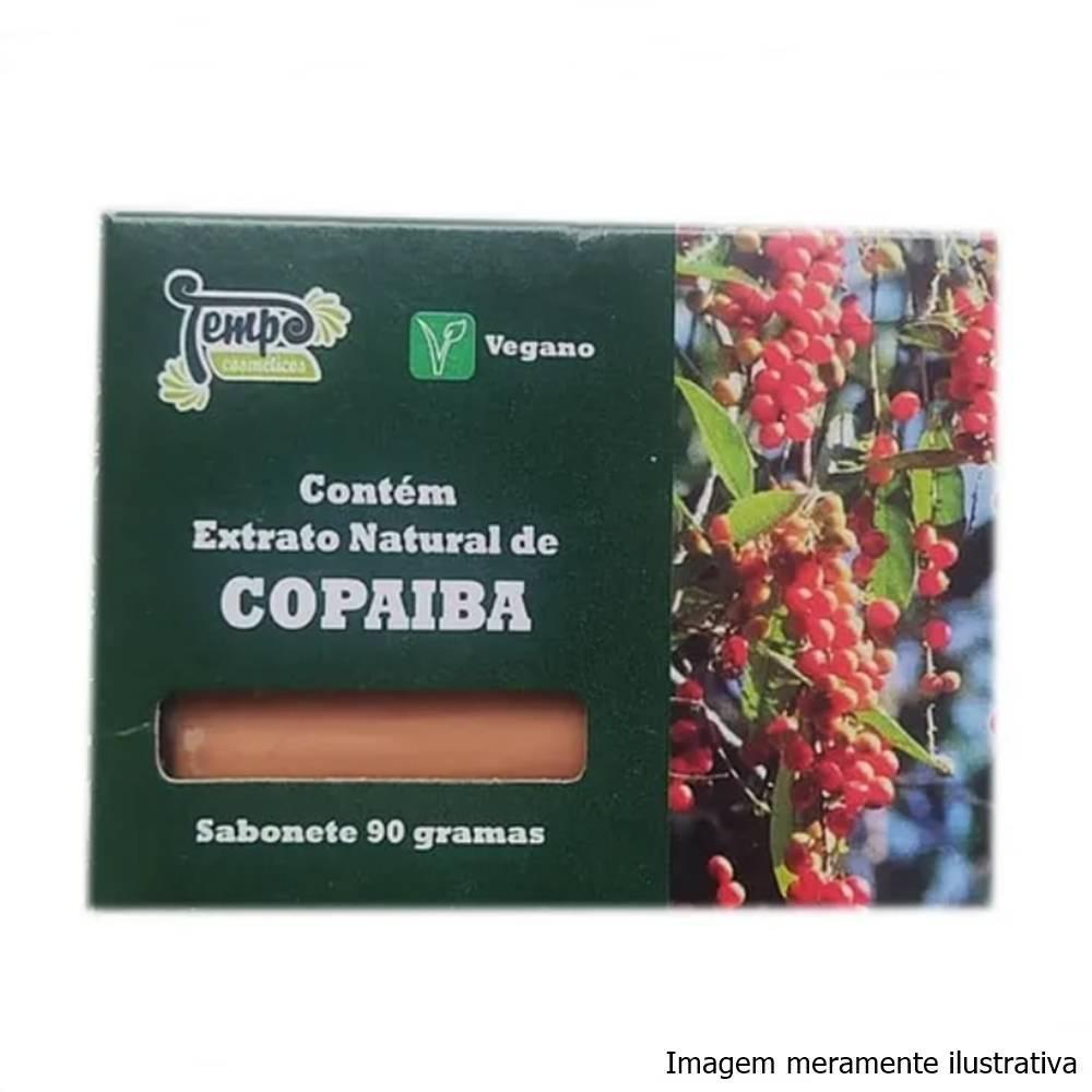 Sabonete de Copaiba - Proteção prolongada, limpa e perfuma. - Tito Farma