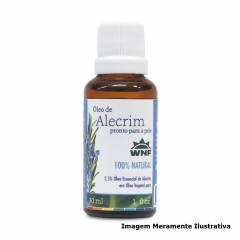 Óleo Essencial de Alecrim pronto para pele – 30ml
