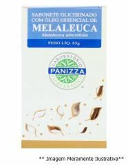 Sabonete Glicerinado com Óleo Essencial de Melaleuca - 85g