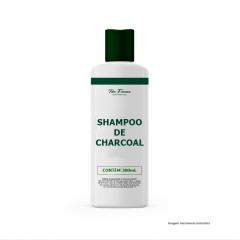 SHAMPOO DETOX DE CHARCOAL (CARVÃO VEGETAL) - 300ML
