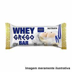 Whey Grego Bar - Sabor Beijinho (40g)