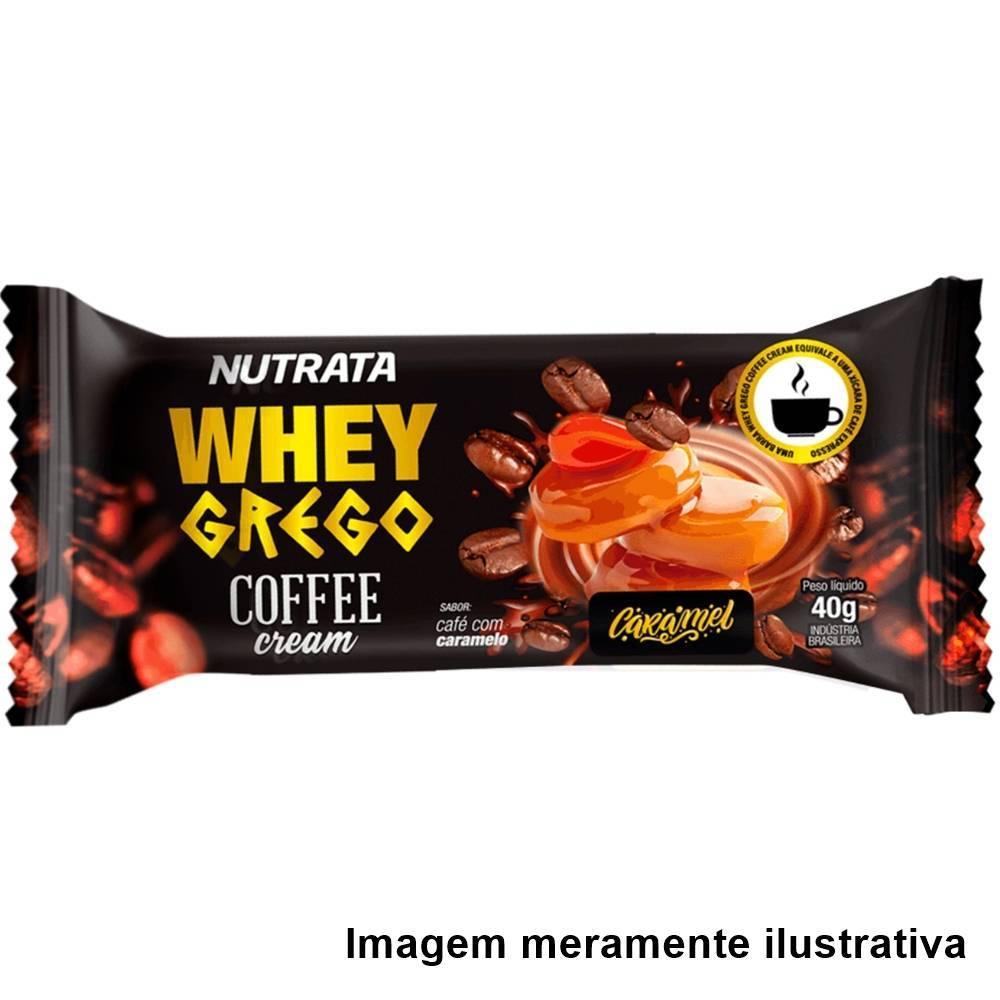 Whey Grego Bar - Coffee Cream Caramel (40g) - Tito Farma
