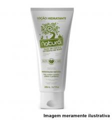 Loção Hidratante Vegana (Com Óleo de Coco e Extrato de Romã) - Hidratação Natural - 200ml