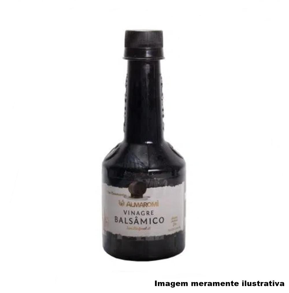 Vinagre Balsâmico Sem Bisfenol A - Acidez Acética 5% - 280ml - Tito Farma