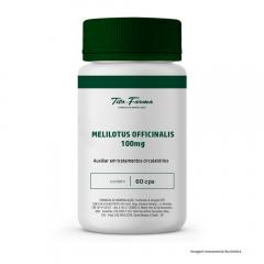 Melilotus - Auxiliar em tratamentos circulatórios (100mg - 60 cps)
