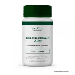 Melilotus - Auxiliar em tratamentos circulatórios (26,7mg - 60 cps)